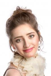 Sasha Prom Portrait